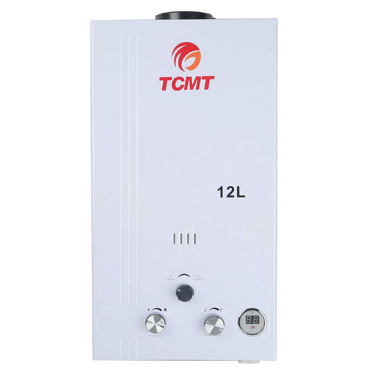 12l 3 2 gpm lpg gas propane instant tankless hot water for Hot water heater 101